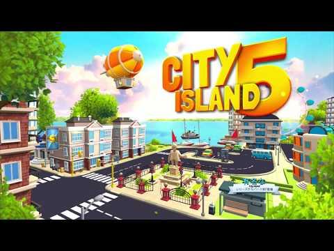 City Island 5 - 오프라인 건설 타이쿤 심 게임 홍보영상 :: 게볼루션