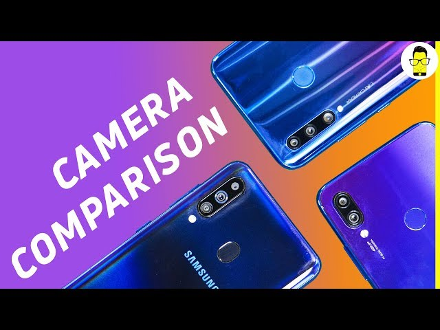 Samsung Galaxy M40 vs Redmi Note 7 Pro vs Honor 20i camera comparison: no contest for 1 phone