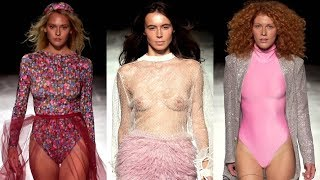 DAFNA MAY SS2020 Ukrainian Fashion Week in 4 K