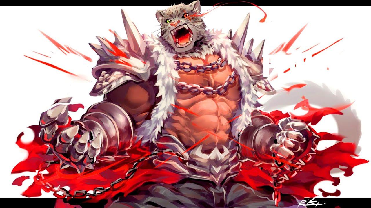 tekken 7 king art