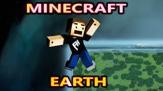 MINECRAFT EARTH IN A NUTSHELL (This is what happens if you play)