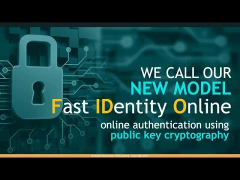 A New Model for Online Authentication