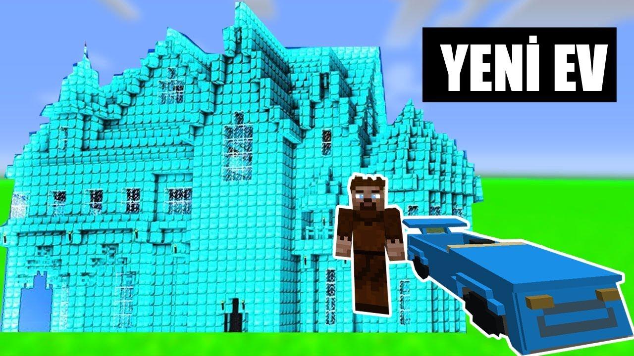 Zengin Vs Fakir 104 Fakir Zengin Oldu Minecraft Youtube