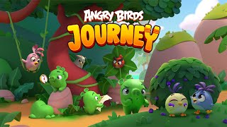 Angry Birds Journey | Lost in the Woods