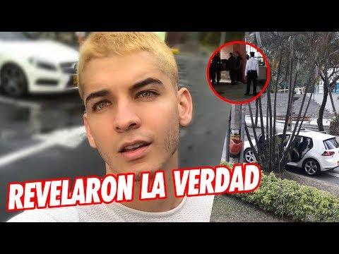 Exclusivo: Versión Real de lo que pasó con Legarda - Lo llevarán para EE UU