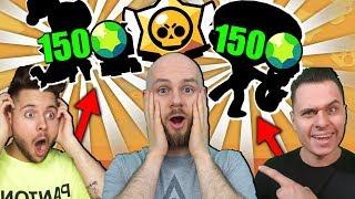 KAZALI MI WYDAĆ 300 GEMÓW NA SKINY - ZROBIŁEM TO! | BRAWL STARS SPIKE