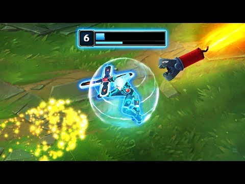 THE POWER OF ABILITY FIZZLE - Best Blocks Montage - League of Legends
