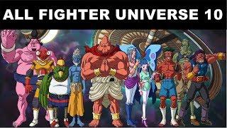 Dragon Ball Super -  All Fighter In Universe 10
