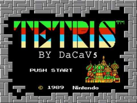 Tetris Rap by DaCaV5