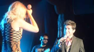 """Luiza Possi e Daniel- """"Domingo de Manhã"""" (CLub A/São Paulo)"""