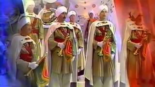 Fanfare du 1er Régiment de Spahis - Le Chant des Africains (La Chance aux Chansons)