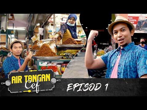 Air Tangan Cef (2021) | Episod 1