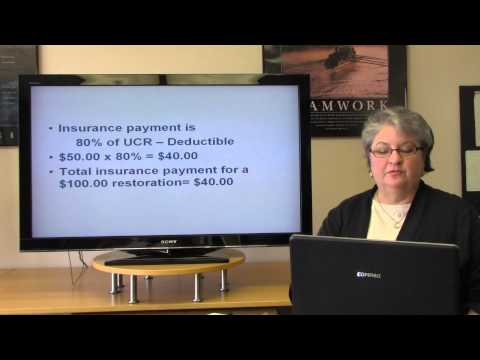 Calculating Dental Insurance Payments