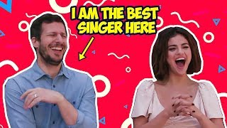 Baixar Andy Samberg Makes Selena Gomez Laugh So Hard (Hotel Transylvania 3)