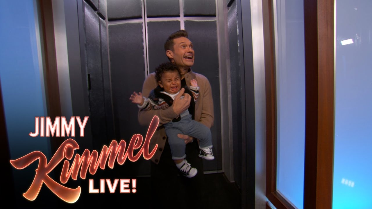 This Is How Ryan Seacrest Will Do All of His Jobs  Including His New LIVE Gig