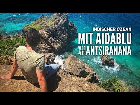 AIDA Vlog #11: Indischer Ozean mit AIDAblu: Willkommen auf Madagaskar