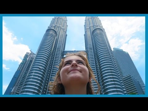 How to waste 36 hours in Kuala Lumpar | South East Asia Travel Vlog | Travowl Films