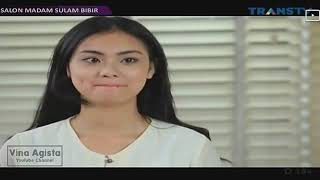 BIOSKOP INDONESIA ( TRANS TV ) SALON MADAM SULAM BIBIR