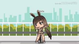 Клип под песню я шоколадный заяц (сделала Катя)