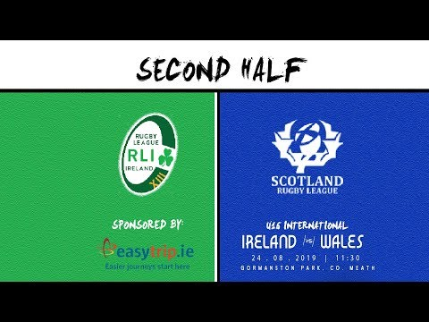 Ireland V Scotland U16's Second Half