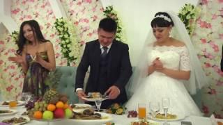 Свадьба 16.12.2016год Аслан- Алтынай