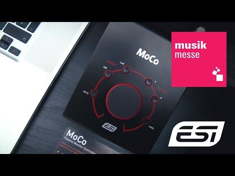 ESI - новинки компании (Musikmesse 2019)