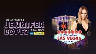 Jennifer Lopez en Las Vegas: Conoce a las ganadoras | Coppel