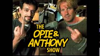 The Opie &amp Anthony Show - High Pitch Eric&#39s Bomb Threat (WNEW)