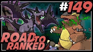 Pokemon X and Y Wifi Battle (Live FaceCam) - Road To Ranked #149 - Throw Me A Bone!