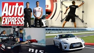 How to become a racing driver
