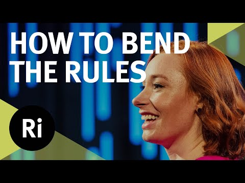 Christmas Lectures 2019: How to Bend the Rules - Hannah Fry