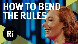 Christmas Lectures 2019: H๐w to Bend the Rules - Hannah Fry