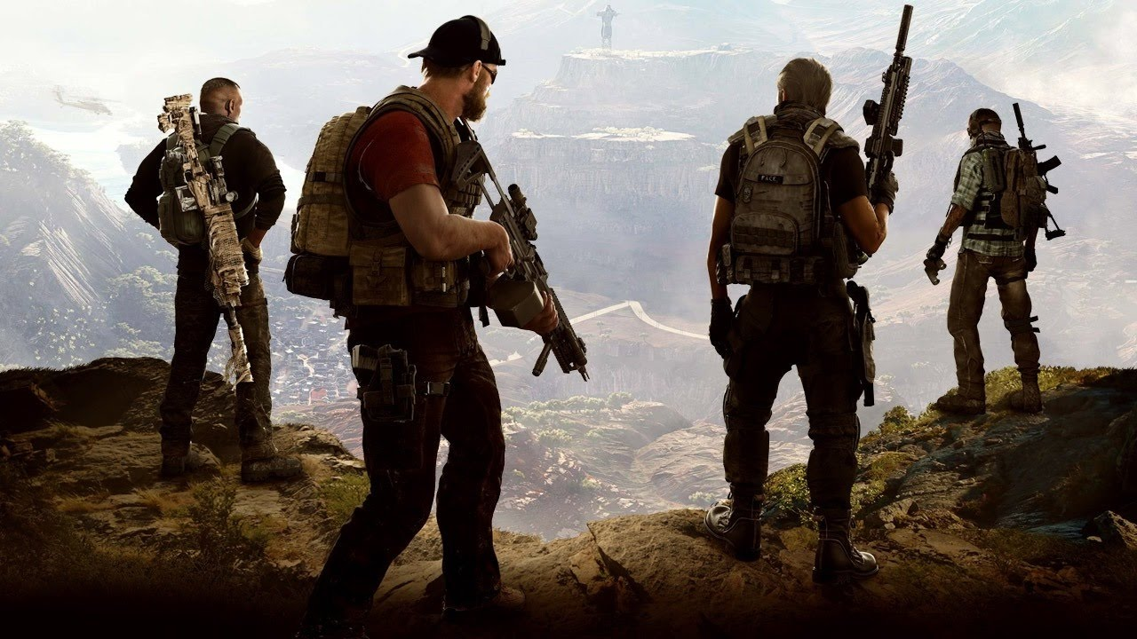 GHOST RECON WILDLANDS GAMEPLAY PART 1
