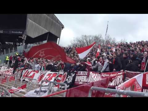 ULTRAS + Support Zusammenschnitt   Karlsruher SC – Fortuna Düsseldorf    19.03.17  F95