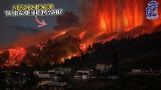 Download NERAKA BOCOR.! Lava Pijar Membara Keluar Dari Perut Bumi, Permukiman Hingga Jalan LUDES..