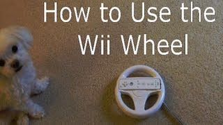 How to Use the Wii Wheel