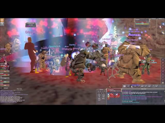 Zaidegod everquest raid-lord nagafen dps race-lockjaw