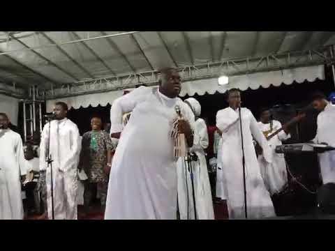 MOSES HARMONY ON STAGE@C C C OSHODI 1 GOLDEN JUBILEE 50TH ...