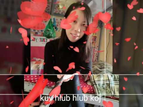 Ib Sim Neej - Yasmi & Veness Chang  18-01-2017 hlub hlub koj xwb lao