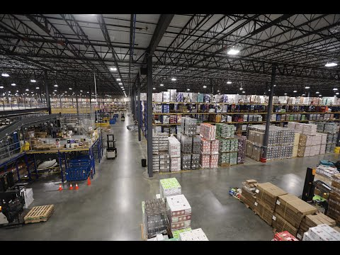 Inside Michigan's Largest Liquor Distribution Warehouse