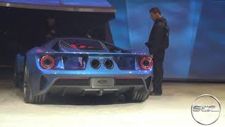 !! New Video Ford GT Supercar  Start Up  Must Watch !!