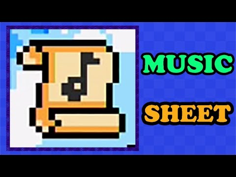 Shovel Knight Walkthrough / Guide - All Music Sheets Locations (3DS,Wii U,PC)