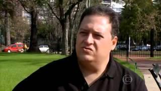 Filho de Pablo Escobar - Fantástico 14/06/15
