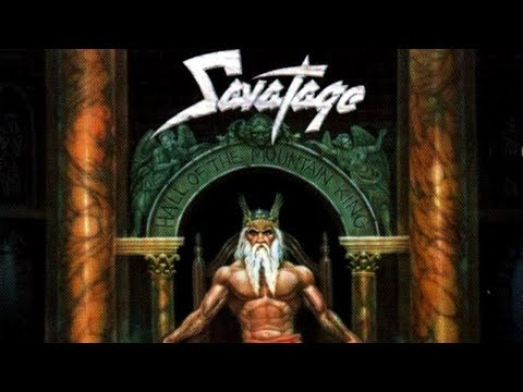 Savatage - Hall Of The Mountain King