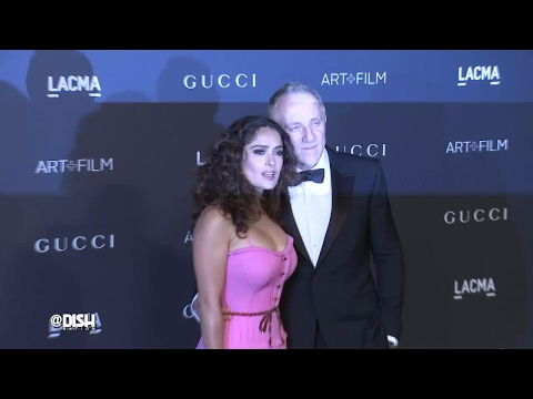SALMA HAYEK REVEALS THE SECRET TO HER PERFECT MARRIAGE