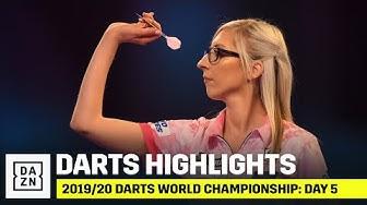 HIGHLIGHTS | 2019/20 Darts World Championships: Day 5