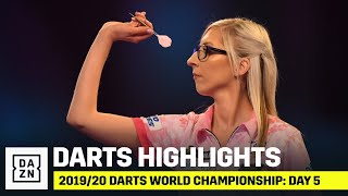 HIGHLIGHTS | 2019/20 Darts World Championships: Day 5