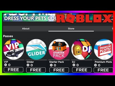how you could get any GAMEPASS for FREE... (Roblox)