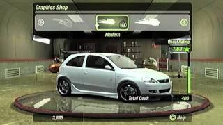 NFS Underground 2 - Stage 2 - HARD (PS2, EU-Version)