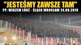 ŚLĄSK przed meczem PP: Widzew Łódź - Śląsk Wrocław 24.09.2019